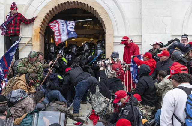 Feds: Capitol rioters can expect a knock on the door