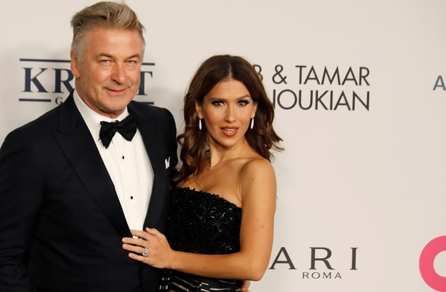 Alec and Hilaria Baldwin reveal name of their new daughter
