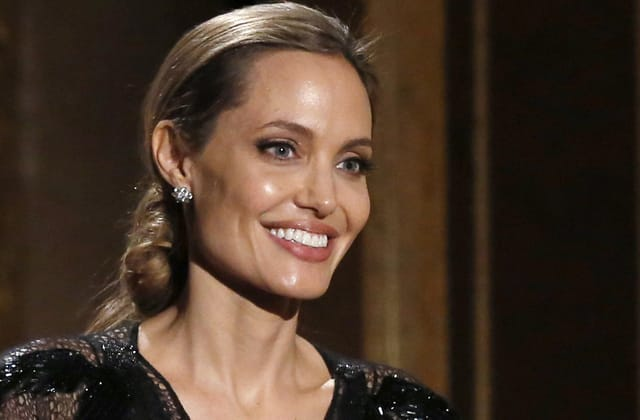 Painting by WW2 leader sells for millions after Jolie put it up for auction