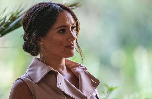 Meghan Markle says speaking out is 'liberating' as royal feud continues