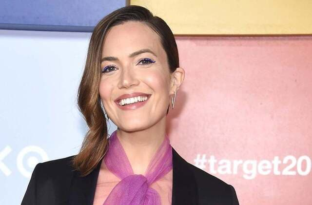 Mandy Moore explains sweet meaning behind son's name