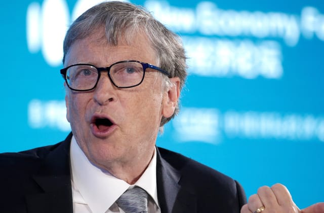Bill Gates reacts to 'evil' conspiracy theories about his role in pandemic