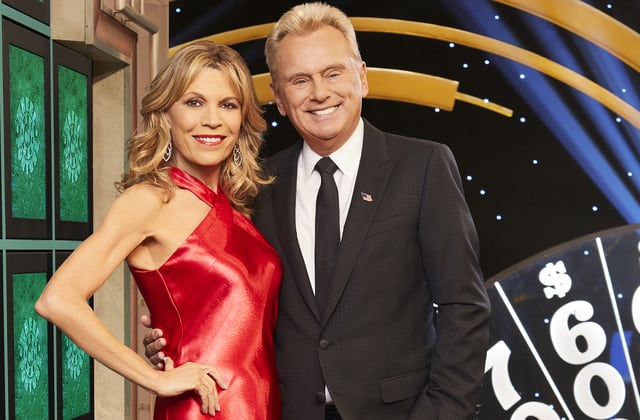 Vanna White reveals the 1 argument she's ever had with Pat Sajak