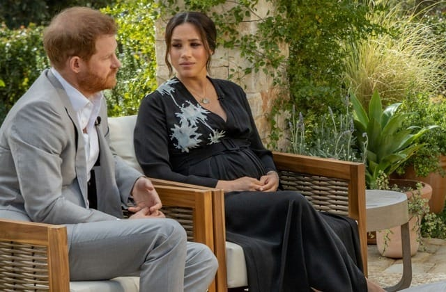 Nothing 'off-limits' in Harry and Meghan interview