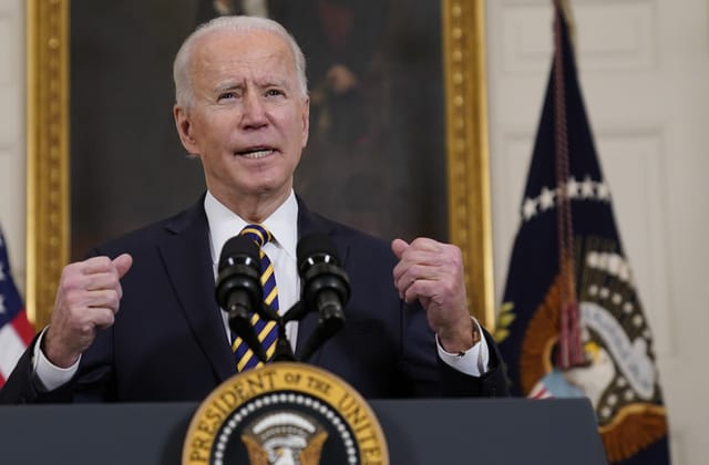 'It harms the United States': Biden lifts Trump-era rule