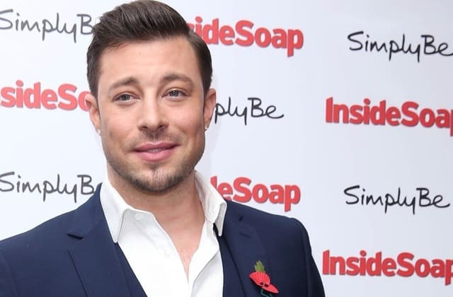 Duncan James had bank account cleared out in scam