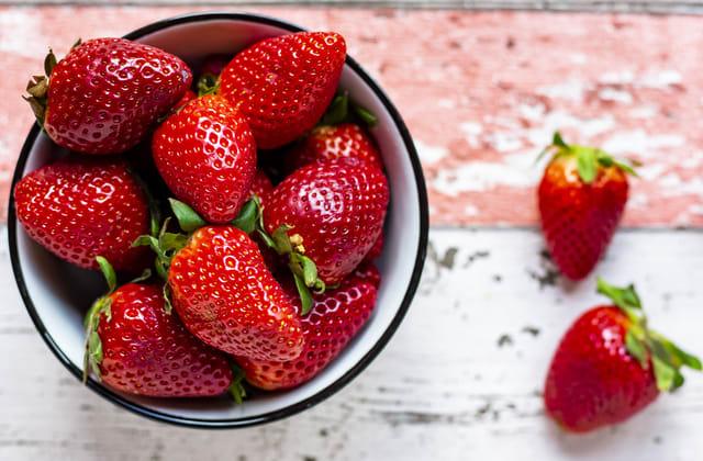 Klimakiller Früherdbeeren