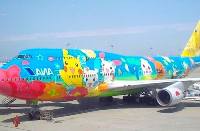 These aircraft paint jobs are the stuff of dreams