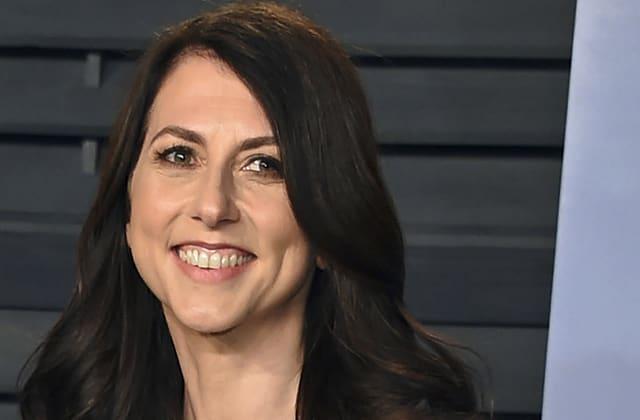 MacKenzie Scott remarries after Bezos divorce
