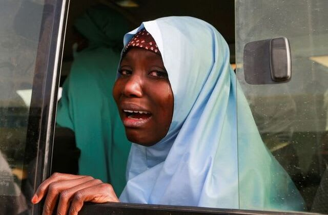 Violence erupts as kidnapped Nigerian girls return home