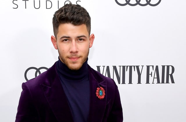 Nick Jonas gets raunchy in musical sketch on 'SNL'