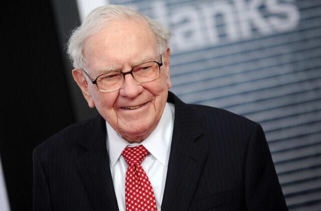 'Never bet against America': Billionaire Warren Buffett