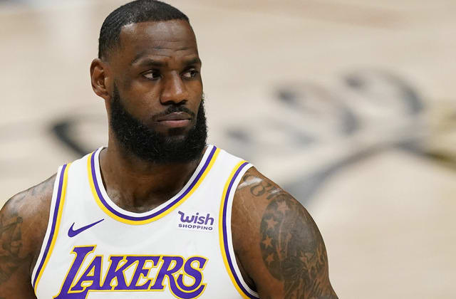 Fellow athlete tells LeBron to stick to sports, not activism