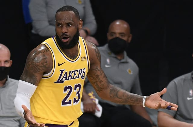 LeBron no longer sole favorite to win 2021 NBA MVP