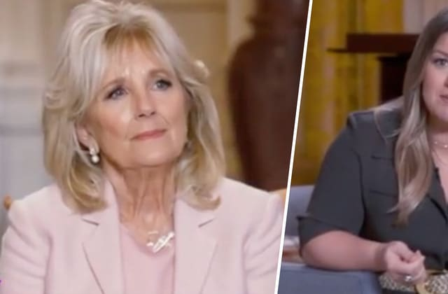 Jill Biden gets candid about divorce with Kelly Clarkson