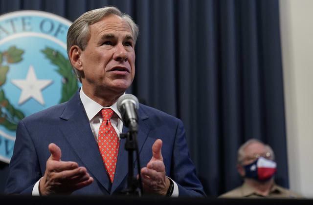 Texas becomes biggest U.S. state to lift  mask mandate