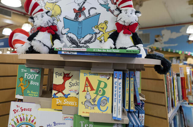 Why pulling Dr. Seuss books for racist imagery is a good thing
