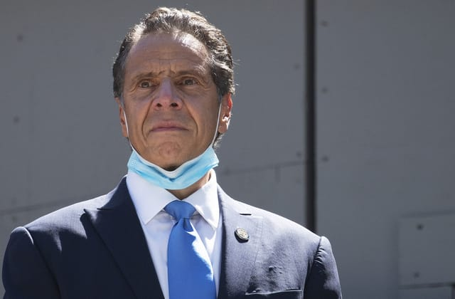 Top New York lawmaker calls for Cuomo to quit