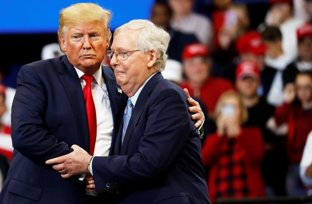 McConnell says he would 'absolutely' support Trump as 2024 nominee