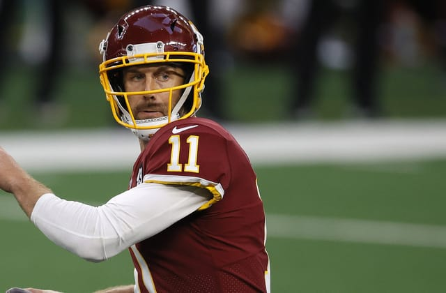 Alex Smith: Team 'didn't want me there' after injury