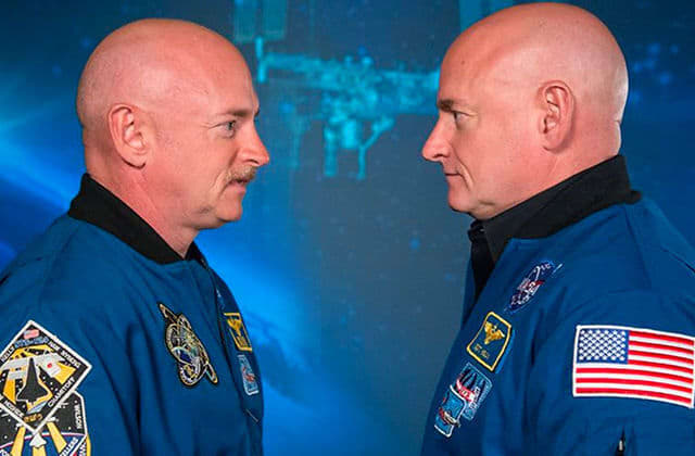 Twin's transformation after year in space puzzled experts