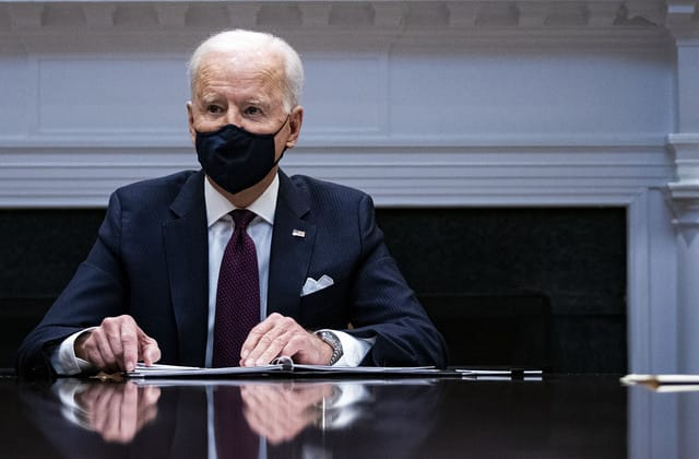 What is President Biden's net worth?
