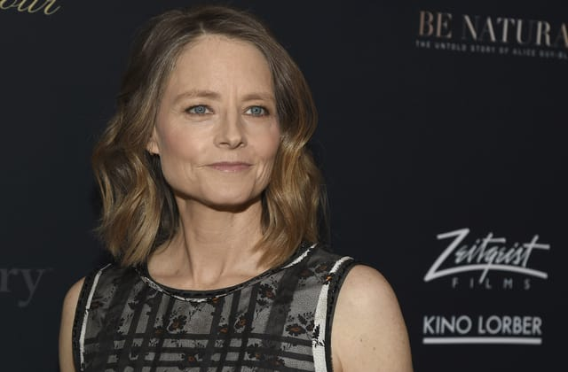 Jodie Foster and Anthony Hopkins reunite for 'Silence of the Lambs' 30th anniversary