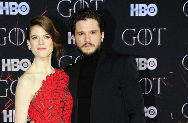 Rose Leslie and Kit Harington welcome 1st child together