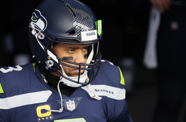 Seahawks, Russell Wilson might be headed for divorce