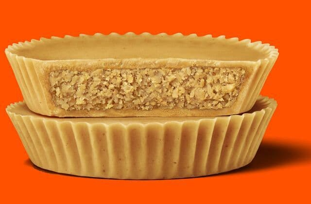 New Reese's Peanut Butter Cups ditch the chocolate shell