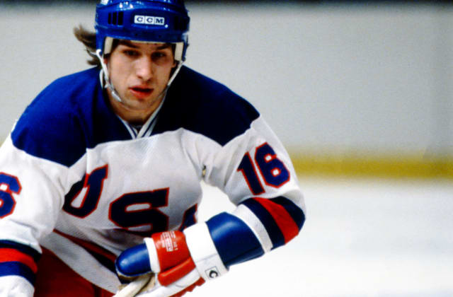 Pavelich, hero of 'Miracle on Ice' hockey team, dead
