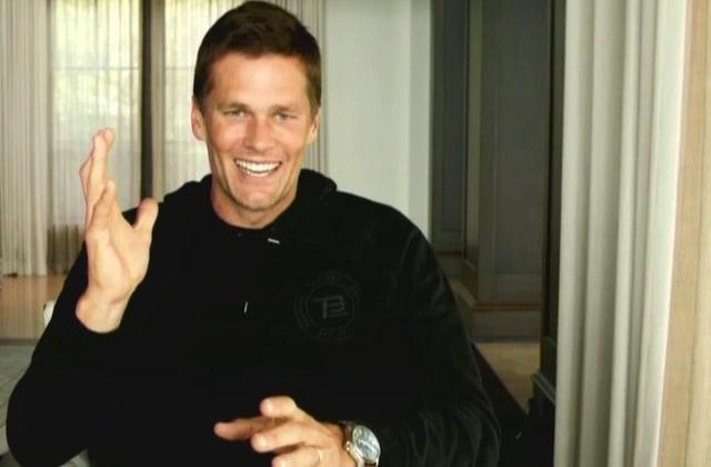 Tom  Brady on trophy toss: 'I was not thinking'