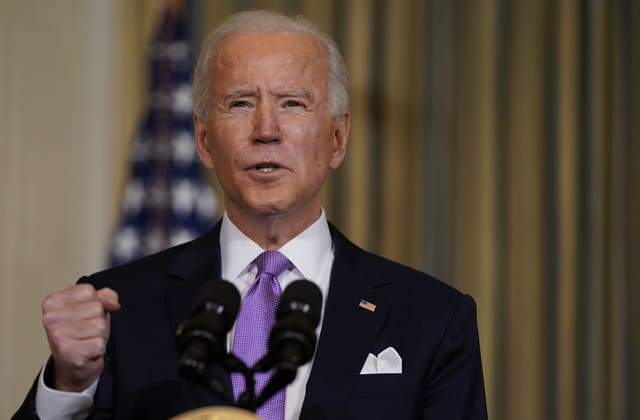 President Biden rolls out racial equity agenda