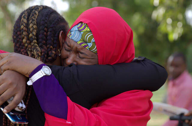 More than 300 schoolgirls in Nigeria abducted by gunmen