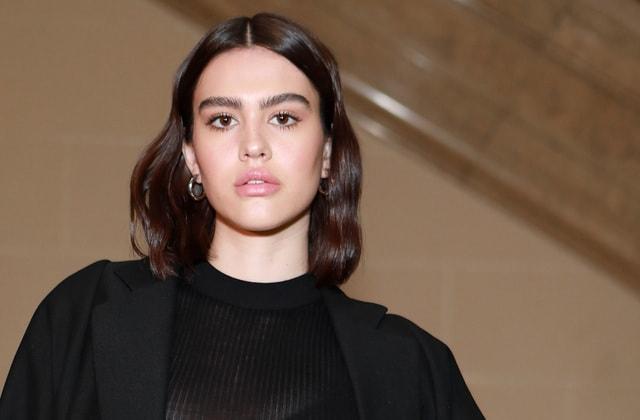 Model's photo on Instagram sparks backlash