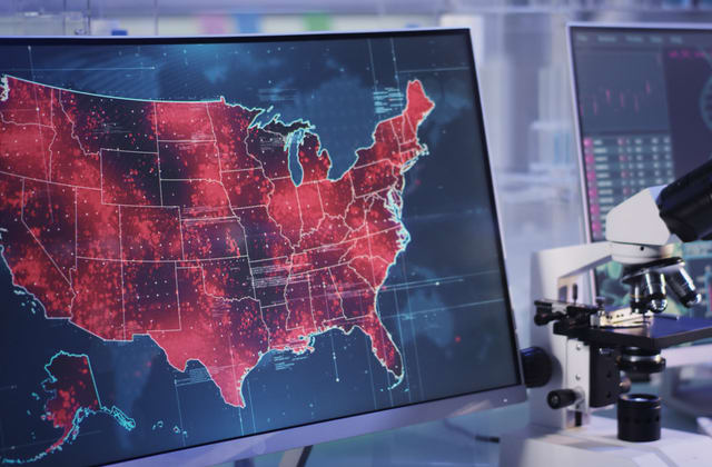 Which states are doing best with the vaccine rollout?