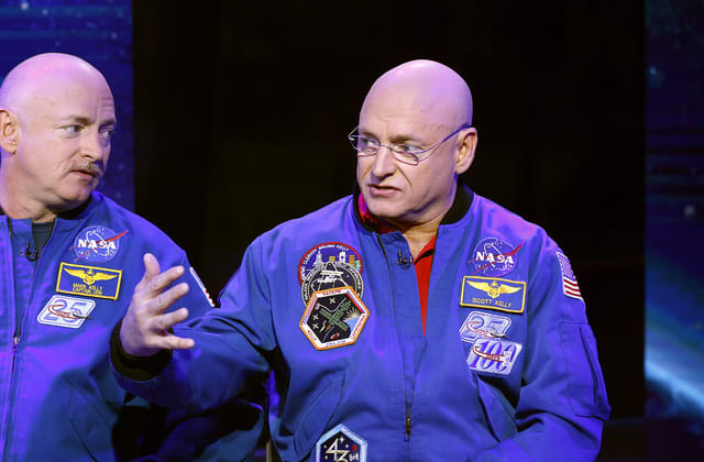 After year in space, twin returned home no longer 'identical'