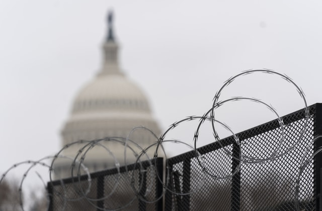 'Identified militia group' plans 2nd attack on Capitol