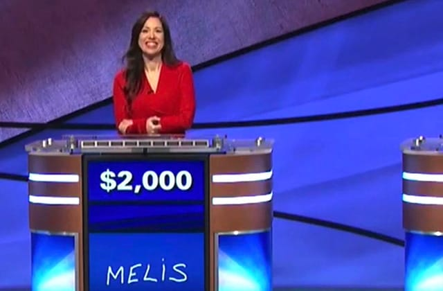 'Jeopardy!' contestant's savvy move stuns fans, opponents alike