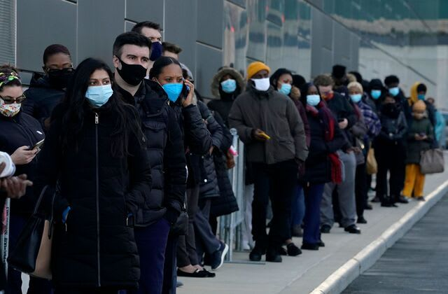 Is a spring coronavirus surge in the U.S. inevitable?