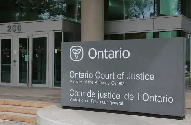 Ont. virtual court hearing interrupted with porn, swastikas
