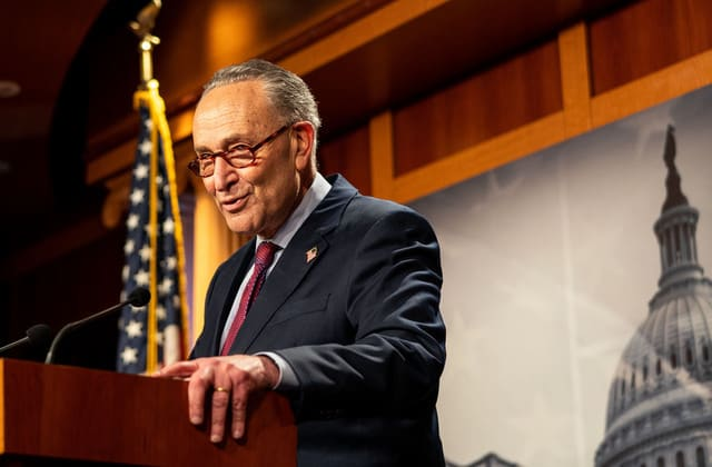 A sign of tough road ahead for Dems in Congress