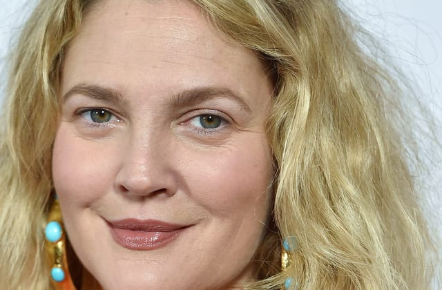 Drew Barrymore on being admitted to psych ward at 13