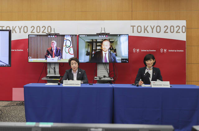 Report: Fans from abroad unlikely for postponed Tokyo Olympics