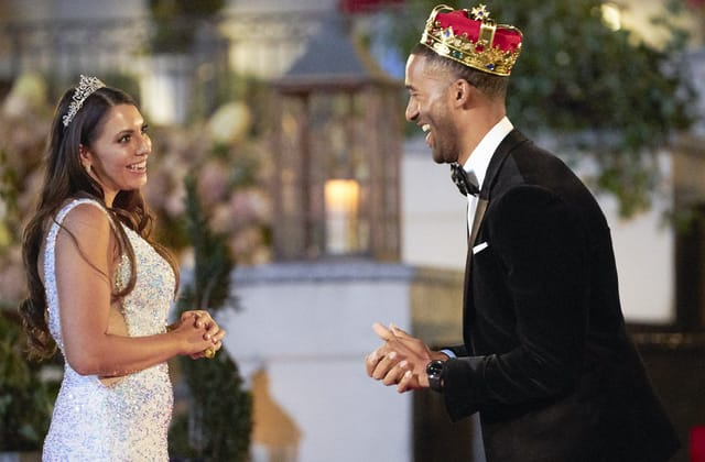 'Bachelor' contestant hits back at body-shaming comments