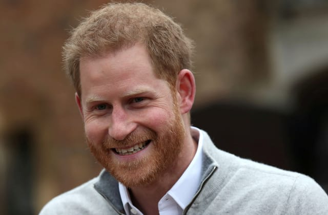 Prince Harry reveals what he thinks of 'The Crown'