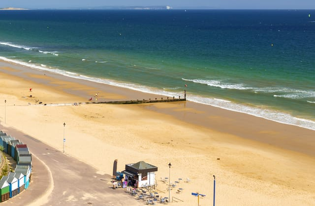 UK beach named one of the world's best for 2021