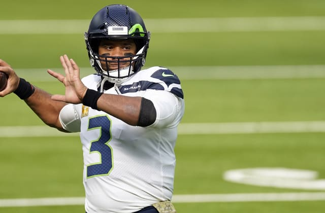 Report: Seahawks fielding calls about Russell Wilson