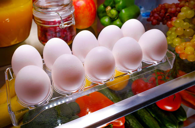Why people outside the U.S. don't refrigerate their eggs