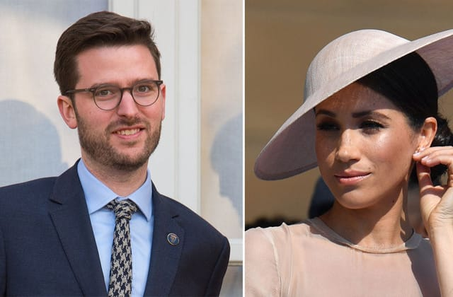 Meghan bullying claim aide works for Kate and William